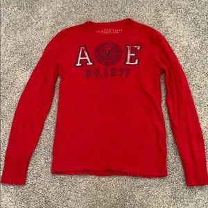 Men's AE Long sleeve. Size XS